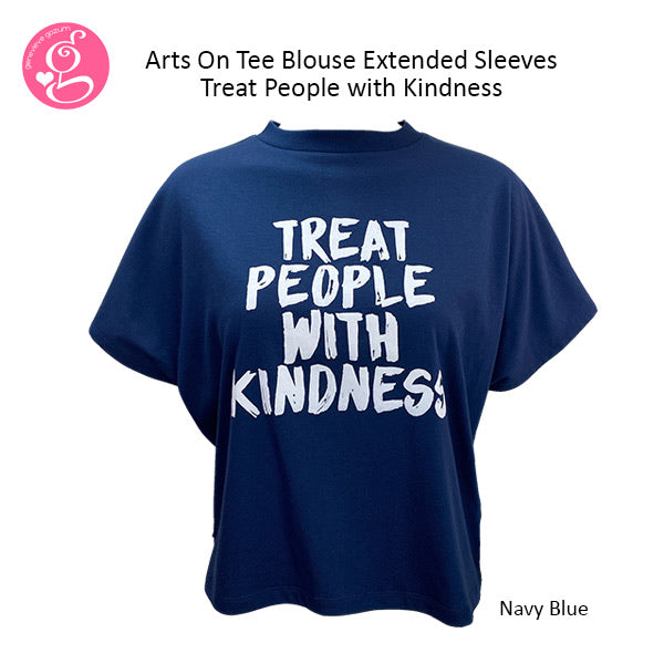 Arts on Tee Extended Sleeves Easy Fit Shirt