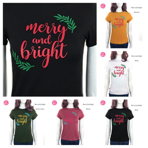 Christmas Holiday Shirts