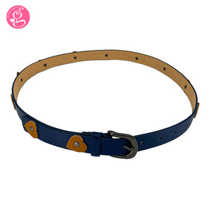 Cut Out Stylish Belt Heart Unisex P150 Each