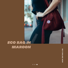 Washable Fashion Eco Bag (satin organza)