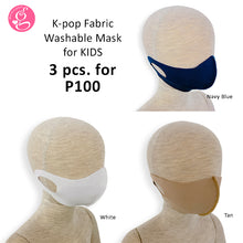 K-Pop Washable Face Mask KIDS