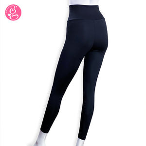 Perfect High Waist Love & Peace Leggings (Promo P300)
