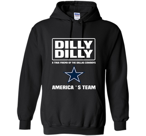 more photos 581a7 cfcab Bud Light Dilly Dilly! A True Friend Of The Dallas Cowboys Shirts