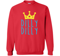 Bud Light Dilly Dilly Crown T-Shirt Crewneck Pullover Sweatshirt 8 oz - PresentTees