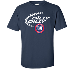 DILLY DILLY New York Giants shirt Custom Ultra Cotton Tshirt - PresentTees