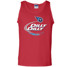 Tennessee Titans Dilly Dilly T-Shirt NFL Football Gift for Fans Tank Top - PresentTees