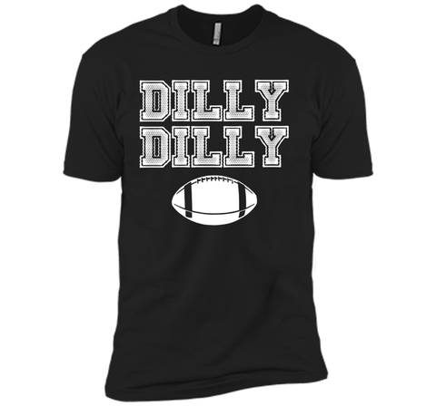 Funny Bud Light Dilly Dilly Football Chant T Shirt Black / Small Next Level Premium Short Sleeve Tee - PresentTees