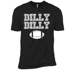 Funny Bud Light Dilly Dilly Football Chant T Shirt Next Level Premium Short Sleeve Tee - PresentTees