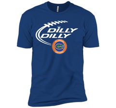 DILLY DILLY  Florida Gators shirt Next Level Premium Short Sleeve Tee - PresentTees