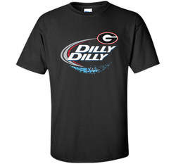 Dilly Dilly Georgia Bulldogs T-Shirt Georgia Bulldog Football Gift for Fans