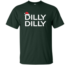Dilly Dilly Christmas Beer T Shirt for Men and Women T Shirt Custom Ultra Cotton Tshirt - PresentTees
