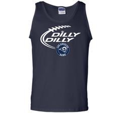 DILLY DILLY  Los Angeles Rams shirt Tank Top - PresentTees