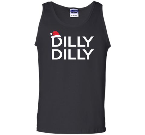 Dilly Dilly Christmas Beer T Shirt for Men and Women T Shirt Black / Small Tank Top - PresentTees