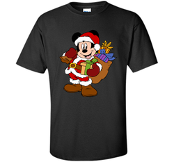 Disney Santa Mickey Mouse Christmas gifts