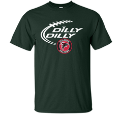 DILLY DILLY Atlanta Falcons shirt Custom Ultra Cotton Tshirt - PresentTees