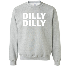 Bud light Dilly Dilly T-Shirt Crewneck Pullover Sweatshirt 8 oz - PresentTees