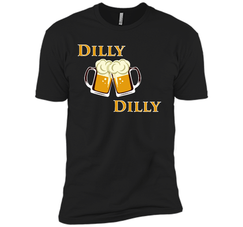Dilly Dilly Let Make Friends T Shirt Black / Small Next Level Premium Short Sleeve Tee - PresentTees