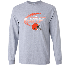 Cleveland Browns Dilly Dilly Bud Light T-Shirt NFL Football for Fans LS Ultra Cotton TShirt - PresentTees