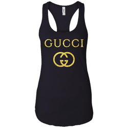 Gucci Logo Vintage Inspired Women Tank Top