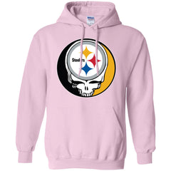 check out c457a 1b305 Pittsburgh Steelers Grateful Dead Steal Your Face Football Nfl Shirts