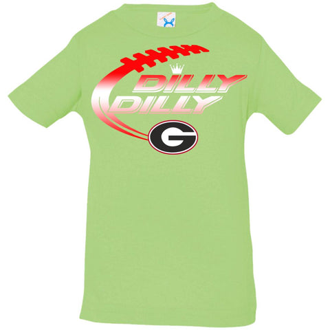 finest selection 71752 cf899 Dilly Dilly Georgia Bulldogs Football Shirt For Fans