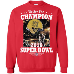 pretty nice 3595c f517c Nfl – New Orleans Saints We Are The Champion 2019 Super Bowl Football  Crewneck Pullover Sweatshirt