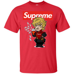 Supreme Tyrion Game Of Thrones T-shirt Men Cotton T-Shirt Men Cotton T-Shirt - PresentTees