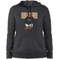 Best Gucci Bear Style Fashion T-shirt Women Hooded Sweatshirt