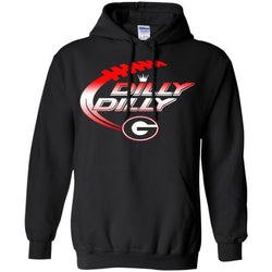 Dilly Dilly Georgia Bulldogs Football Shirt For Fans Mens Pullover Hoodie