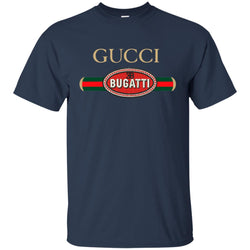 Gucci Bugatti T-shirt Men Cotton T-Shirt