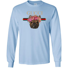 Gucci New Style Bull Dogs T-shirt Men Long Sleeve Shirt Men Long Sleeve Shirt - PresentTees