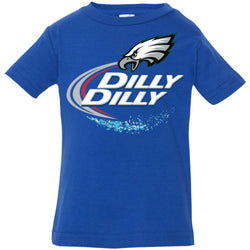 Philadelphia Eagles Dilly Dilly Football Gifts Infant Jersey T-Shirt