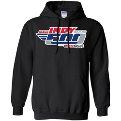 102nd Indianapolis 500 - Indy 500 Mens Pullover Hoodie