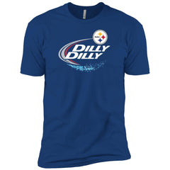 Pittsburgh Steelers Dilly Dilly Nfl Football T Shirt Mens Short Sleeve T-Shirt - PresentTees