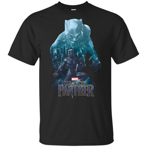 Kids Marvel Black Panther Wakandas Finest Youth T Shirt Black / YXS Youth Cotton T-Shirt - PresentTees