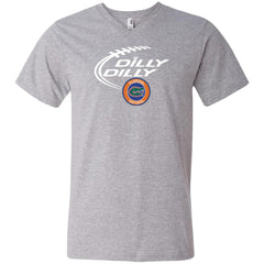 Dilly Dilly Florida Gators Shirts Mens V-Neck T-Shirt - PresentTees