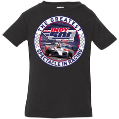 Indy 500 Shirt - The Greatest Spectaclein Racing Infant Jersey T-Shirt Infant Jersey T-Shirt - PresentTees