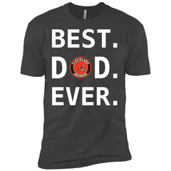 Best Cleverlan Browns Dad Ever Fathers Day Shirt Mens Short Sleeve T-Shirt Mens Short Sleeve T-Shirt - PresentTees