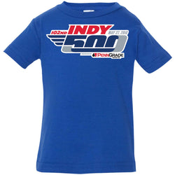 102nd Indianapolis 500 - Indy 500 Infant Jersey T-Shirt