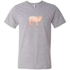 Shane Dawson Oh My God Pig T Shirt For Men And Women Mens V-Neck T-Shirt - PresentTees