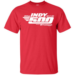 Indy 500 Shirt - Indianapolis 2018 Youth Cotton T-Shirt Youth Cotton T-Shirt - PresentTees