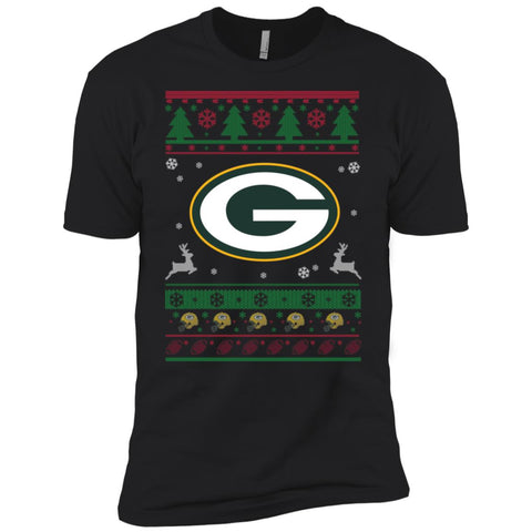 online retailer 20c24 1265c Green Bay Packers Logo Nfl Football Ugly Christmas Sweater