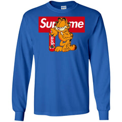 Supreme Tiger T-shirt Men Long Sleeve Shirt Men Long Sleeve Shirt - PresentTees