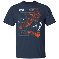 Star Wars Poe Dameron X-wing T Shirt For Kids