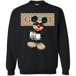 Gucci Mickey Gift Birthday T-shirt Crewneck Pullover Sweatshirt