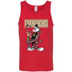 Gucci Rabbit Snake Gift Birthday T-shirt Men Cotton Tank Men Cotton Tank - PresentTees