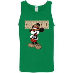 Gucci Mickey T-shirt So Baby 2018 Men Cotton Tank Men Cotton Tank - PresentTees