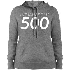 Indianapolis Shirt - Indy 500 Ladies Pullover Hooded Sweatshirt Ladies Pullover Hooded Sweatshirt - PresentTees