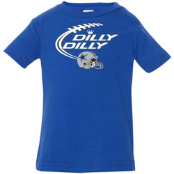 Dilly Dilly Dallas Cowboy Logo American Football Team Bud Light Fathers Day T-shirt