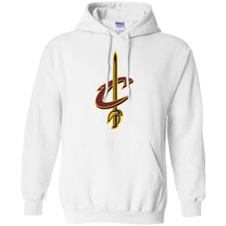 Cleveland Cavaliers Basketball Logo  Nba Mens Pullover Hoodie